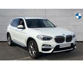 BMW X3 G01 X3 XDRIVE20I XLINE ZA B48 2.0I