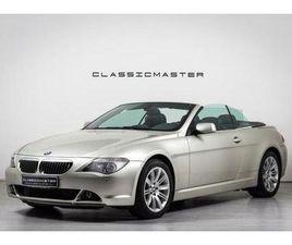 BMW 645 BTW AUTO, FISCALE WAARDE € 12.000,- (€ 25.578,51 EXC