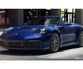 PORSCHE 911 CARRERA 992 CABRIOLET 3.0I 450CV PDK