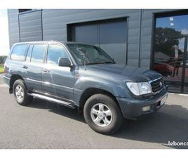 TOYOTA LAND CRUISER 4X4 7 PLACES 204 CH