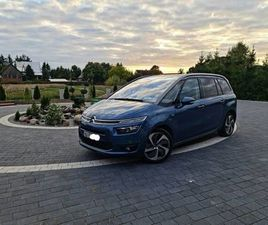 2015 CITROEN GRAND C4 PICASSO FOR SALE IN DUBLIN FOR €13,500 ON DONEDEAL