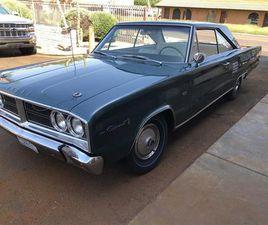 FOR SALE: 1966 DODGE CORONET 500 IN SCOTTSDALE, ARIZONA