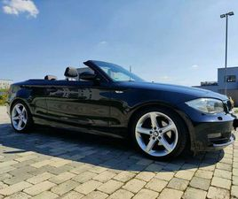 BMW 125I CABRIO 3.0 TOP ZUSTAND