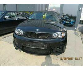 BMW BAUREIHE 1 CABRIO 118D