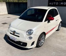 ABARTH 500 1.4TURBO OPENING EDITION N.184 LIMITED