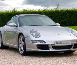 2006 PORSCHE 911 3.8 CARRERA S (350BHP) COUPE