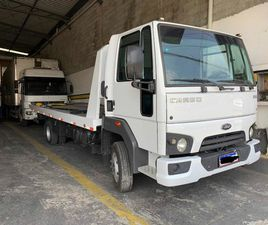 FORD CARGO 816 GUINCHO - 2017