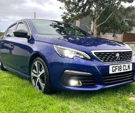 2018 PEUGEOT 308 GT LINE HDI FOR SALE IN MONAGHAN FOR €12,150 ON DONEDEAL