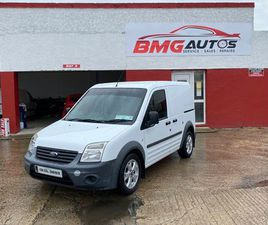 2013 FORD TRANSIT CONNECT LOW KS CVRT FOR SALE IN DONEGAL FOR €5,250 ON DONEDEAL