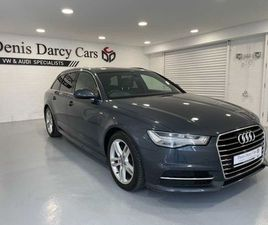 AUDI A6 2.0TDI 190BHP S TRONIC AVANT FOR SALE IN MEATH FOR €26,250 ON DONEDEAL