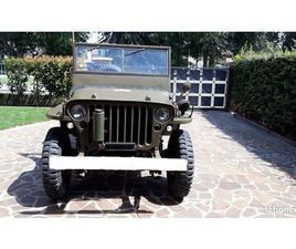 VENDS JEEP WILLYS