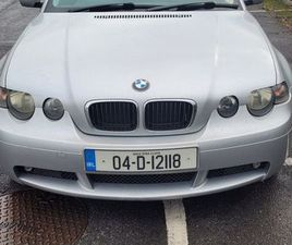 04 BMW 316 TI FOR SALE IN TIPPERARY FOR €1,800 ON DONEDEAL