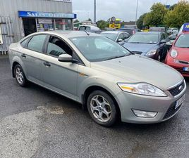 FORD MONDEO 1.8 DIESEL NEW NCT FOR SALE IN DUBLIN FOR €2,990 ON DONEDEAL