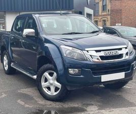 2017 ISUZU D-MAX FOR SALE IN TYRONE FOR €UNDEFINED ON DONEDEAL