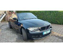 BMW 118 1 CABRIO