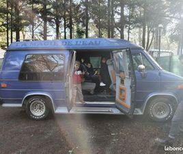 CHEVY VAN G20 V8 5,7L STARCRAFT 1990