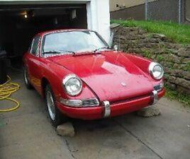 1968 PORSCHE 912 2 DOOR COUPE