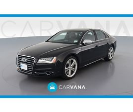 BLACK COLOR 2013 AUDI S8 FOR SALE IN BLACKLICK, OH 43004. VIN IS WAUD2AFD5DN026689. MILEAG