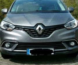 RENAULT SCENIC TCE 115 EXPERIENCE, GJR, AHK, PDC, ...