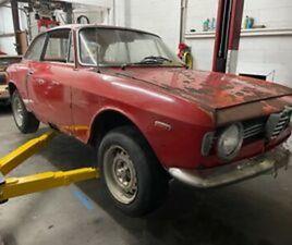 1967 ALFA ROMEO GIULIA GTV