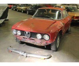 1969 ALFA ROMEO GTV COUPE