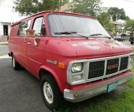 1988 GMC VANDURA VANDURA 1500