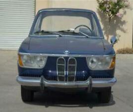 1967 BMW 2000 2D