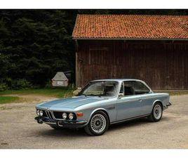 1973 BMW 3.0CSI 3.0 CSI EURO-SPEC