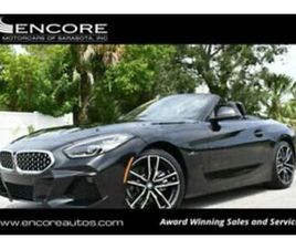 2020 BMW Z4 SDRIVE30I ROADSTER W/M SPORT AND CONVENIENCE PACKA