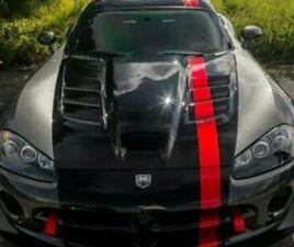 2009 DODGE VIPER ACR CALVO TWIN TURBO SEQUENTIAL TRANSMISSION 2,000+HP