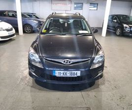 HYUNDAI I30 CROSSWAGON CLASSIC 4DR FOR SALE IN WATERFORD FOR €UNDEFINED ON DONEDEAL