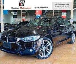 USED 2015 BMW 4 SERIES 428I XDRIVE GRANCOUPE | NAVI |CAM |SPORT+