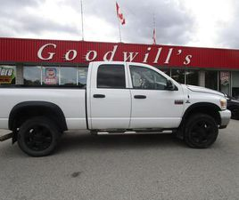 USED 2008 DODGE RAM 3500 AS TRADED!