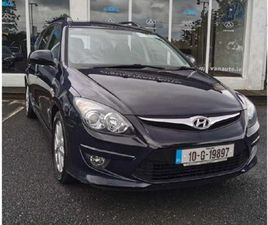 HYUNDAI I30 1.6 CRDI COMFORT CROSSWAGEN FOR SALE IN WEXFORD FOR €4,945 ON DONEDEAL