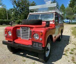 1981 LAND ROVER SERIE III 109