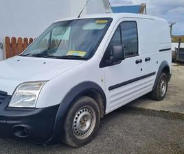 2013 TRANSIT CONNECT T200 5 DOOR FOR SALE IN MAYO FOR €5,000 ON DONEDEAL