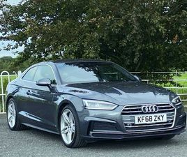 AUDI A5, COUPE 35 TFSI S-LINE S-TRONIC 2019 FOR SALE IN KILDARE FOR €40,950 ON DONEDEAL
