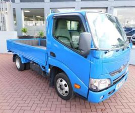 3.0 D4D LWB TWIN WHEEL PICK UP // IMMACULATE CONDITION // PRICE PLUS VAT // 1 YEARS DOE //