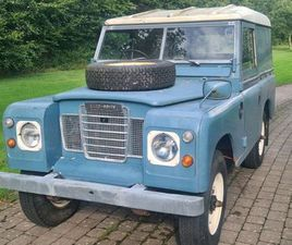 LANDROVER SERIES 3 FOR SALE IN MEATH FOR €7,500 ON DONEDEAL
