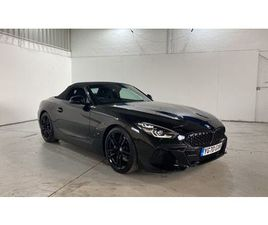 BMW Z4 3.0 M40I CONVERTIBLE 2DR PETROL AUTO SDRIVE (S/S) (340 PS)