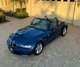 2000 BMW Z3 ONLY 14K MILES! 2.3 M52 RARE COLLECTOR!