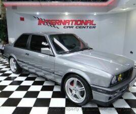 1989 BMW 3 SERIES BMW 325I E30 COUPE 5-SPD RUST FREE SOUTHERN CAR