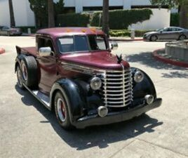 1947 OTHER MAKES 1947 DIAMOND T 201/ LESS THAN 1000 MILES SINCE BUILT COLD AC
