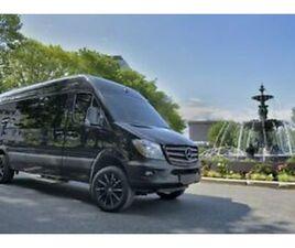 MERCEDES-BENZ: SPRINTER 2500 CARGO 170 LIMO-BUS 4X4