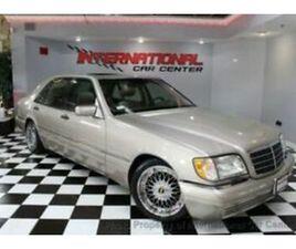 1997 MERCEDES-BENZ S-CLASS W140 - CLEAN TEXAS CAR!