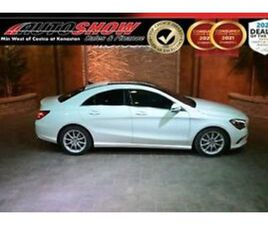 2018 MERCEDES-BENZ CLA-CLASS 250 4MATIC - PANO ROOF, CARPLAY, AMBIENT LIGHTING