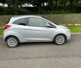 FORD KA 1.2 ,SERVICE HISTORY, GREAT FIRST CAR, DRIVES GREAT, LOW MILES