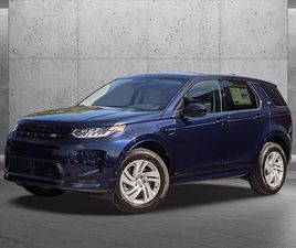 NEW 2021 LAND ROVER DISCOVERY SPORT S R-DYNAMIC