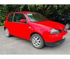 SEAT AROSA AUTOMATIC **VERY LOW MILES 35K**