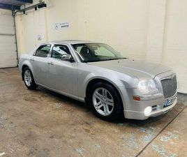 CHRYSLER 300C 3.0 CRD AUTOMATIC IN STUNNING CONDITION 1 YEARS MOT NO ADVISORIES LOW MILEAG